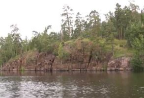 Прогулка по озерам и протокам Валаама